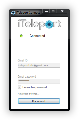 win-iteleport-connected